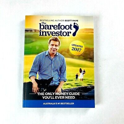 AU18.49 • Buy The Barefoot Investor: The Only Money Guide You'll Ever Need By Scott Pape