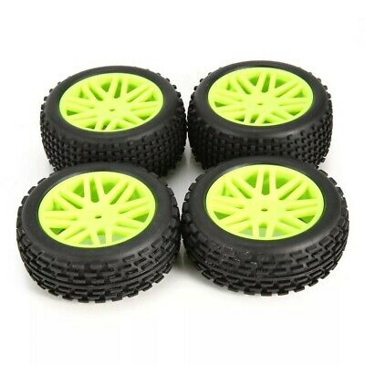 1/10 Scale Rc Buggy Wheels And Tyres Foam Inserts 12mm Hex  • 22.99£