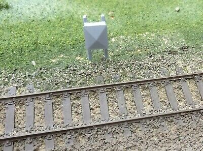 Pack Of 5 3D Resin Printed OO Gauge Cable Termination Cabinets • 5£