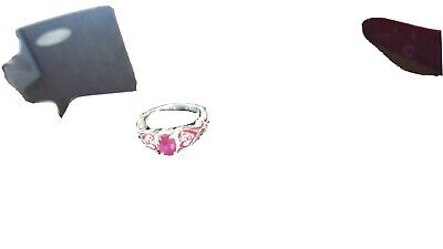 Guiseppe Perez African Ruby Ring • 14.99£