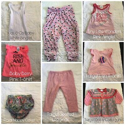 AU2 • Buy Baby Girl Tops & Bottoms Size 0 (6-12 Months)