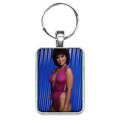 $12.95 • Buy Erin Moran Poster Repro Key Ring Or Necklace Joanie Loves Chachi Happy Days Sexy