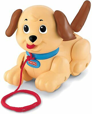 Fisher-Price Lil' Snoopy Pull Along Dog Multicoloured  • 16.39£