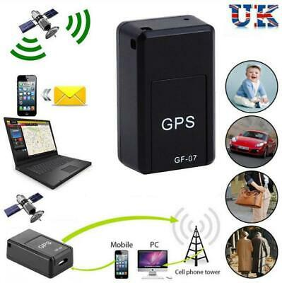 Magnetic Mini GPS Tracker Car Kids GSM GPRS Real Time Tracking Locator Device LD • 1£