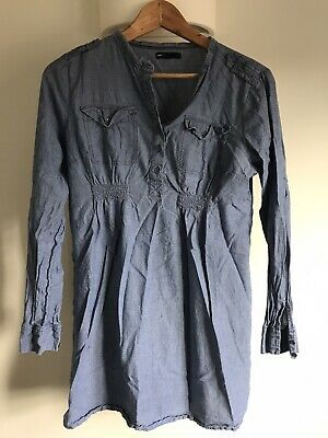 Gap Maternity Chambray Top S • 3£