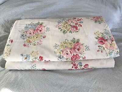 Two Cath Kidston Spring Bouquet King Size Duvet Covers • 18£