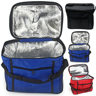 AU13.79 • Buy Insulated Lunch Bag For Women Men Kids Thermos Cooler Tote Purse Food Picnic Box