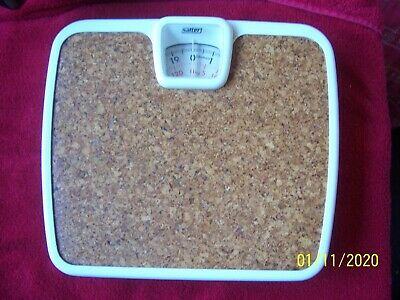 Vintage Salter Bathroom Weighing Scales Retro Fully Working • 12£