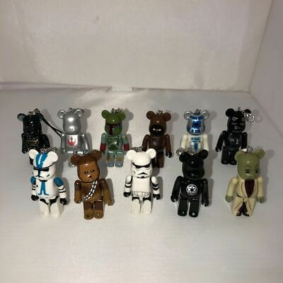 $86.18 • Buy Star Wars Bearbrick Keychain 11 Types Current Product