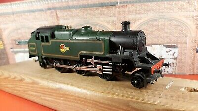 Rovex Triang Hornby R59 3MT 2-6-2 Tank Loco, BR Green Nice But Non Runner.  • 4.60£