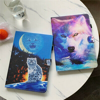 Tablet Case For Samsung Galaxy Tab A7 10.4 2020 T500 T505 PU Leather Cover • 13.58£