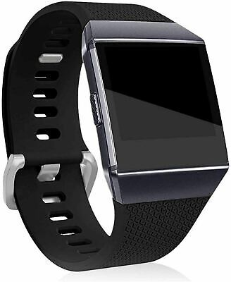 AU31.74 • Buy Fitbit Ionic Band Replacement Band Silicone Wristband, Women Men Adjustable