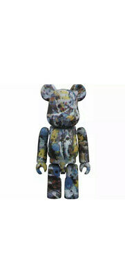 $59.99 • Buy BE@RBRICK Jackson Pollock Studio 100%