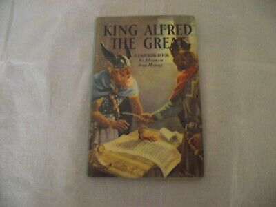 Ladybird Book King Alfred The Great. • 4.99£
