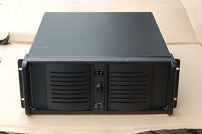 Server Or PC Case - 4U Rackmount PC Or Server Case - Used • 39.99£