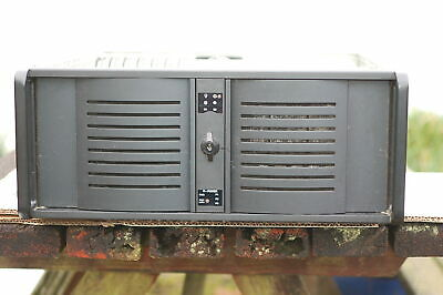4U Rackmount PC Or Server Case - Lid And Mounting Brackets Missing - Used • 29.99£