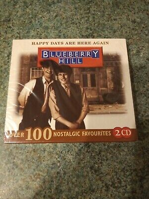 £4.95 • Buy Blueberry Hill Happy Days Are Here Again 100 Nostalgic Wartime Favourites 2 CD
