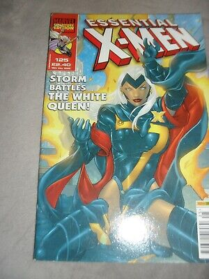 Essential X-Men Issue #125. Collectors Edition. Marvel UK Comic. May 2005 • 0.99£