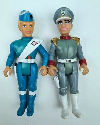 Matchbox Thunderbirds 1992 Vintage Figures • 9.99£