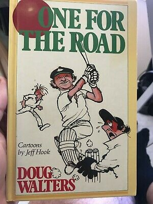 AU75 • Buy Cricket Book Signed By Doug Walters