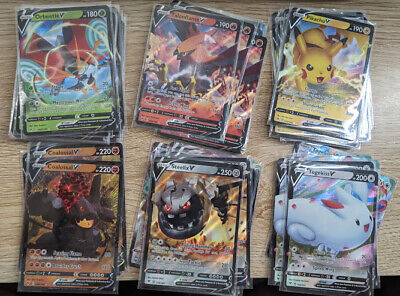 AU4 • Buy Pokemon TCG - VIVID VOLTAGE - COMPLETE YOUR SET: V / VMAX Ultra Rares PACK FRESH