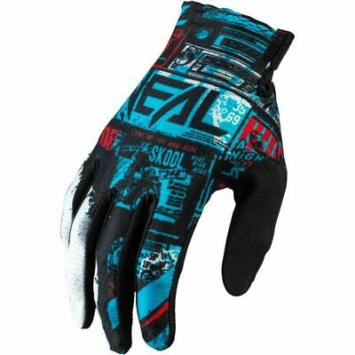 AU34.95 • Buy Oneal MX 2021 Matrix Ride Black/Blue Motocross Gloves L