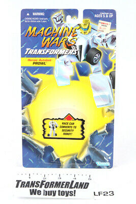 Prowl KB Toys Package Basic Machine Wars Transformers • 7.51£