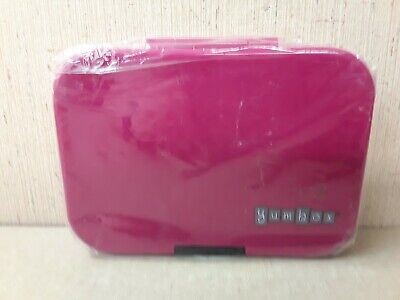 AU27.55 • Buy Yumbox Seperated Leakproof Lunch Box New
