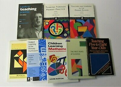£20 • Buy 8 Books For Teacher Training, BEd PGCE Or NQTs.