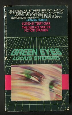 £7.08 • Buy Lucius Shepard Green Eyes 1984 Ace Special Paperback