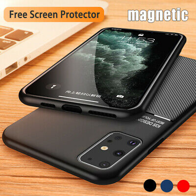 For Samsung Galaxy S20 S10 Note 20 10 S9 Plus Ultra Shockproof Slim Rubber Case • 4.99£