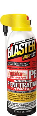 Pb Blaster Chemical Companies Inc 16pb Catalyst Prevent Prostraw • 15.95£