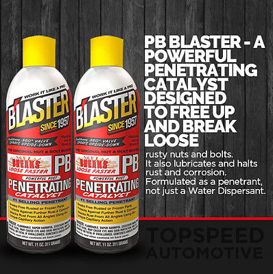 Pb Blaster Chemical Companies Inc 16pb Catalyst Prevent 2 X Pack • 19.50£