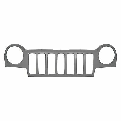 $25.42 • Buy For Jeep Liberty 2002-2004 Replace CH1200232 Grille Frame