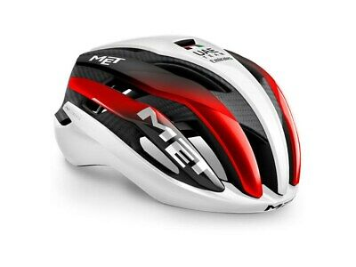 MET Trenta 3K Carbon Helmet UAE Team Special Edition 2020. Size L. New / Boxed!! • 196.95£