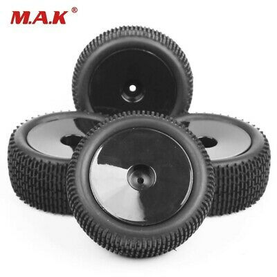 1/10 Scale Rc Buggy Wheels And Tyres Foam Inserts 12mm Hex  • 24.99£