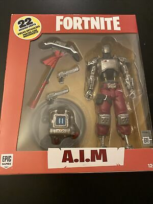 $ CDN31.44 • Buy McFarlane Toys  FORTNITE EPIC Games  A.I.M 7  Action Figure NEW
