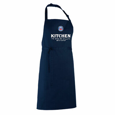 £14.95 • Buy BATH RUGBY Chefs Kitchen / Barbeque Apron [navy]