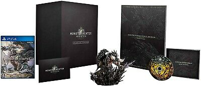 AU262.37 • Buy Monster Hunter: World Collector's Edition- Ps4