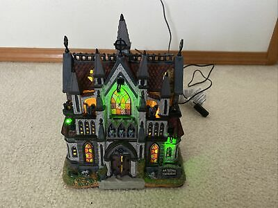 $ CDN48.58 • Buy Lemax Spooky Town - All Hallows Cathedral -
