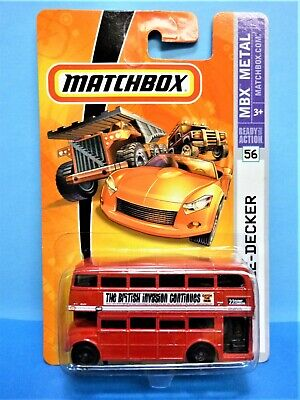 $ CDN3.73 • Buy Buy One Or Two Matchbox Double-decker Buses  The British Invasion Continues