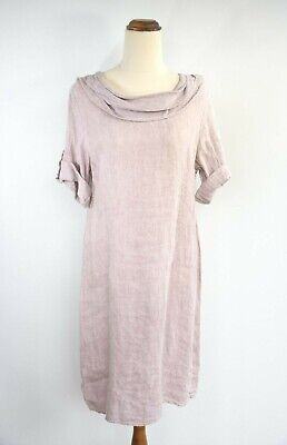 AU29.99 • Buy Ladies Italian Linen Dress