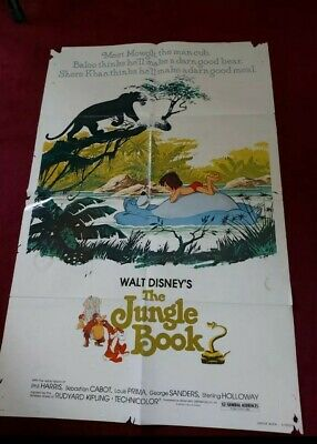 Jungle Book  Full Size Film Posters Finians Rainbow 5 Altogether • 15£