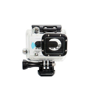 $ CDN11.41 • Buy For Gopro Hero 3 3+ 4 Camera Transparent Waterproof Diving Swiming Housing Case