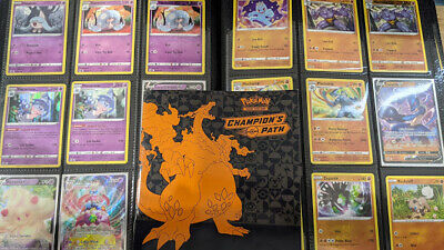 AU22 • Buy POKEMON TCG CHAMPIONS PATH - COMPLETE YOUR SET: Holos/ Reverses/ V/ VMAX + More!