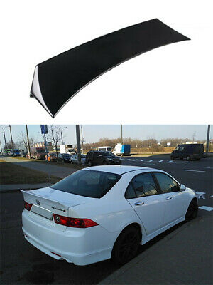 $144.99 • Buy Ducktail For Honda Accord 7 Acura TSX CL7 CL9 03-08 RearBootTrunk Lip Spoiler KL
