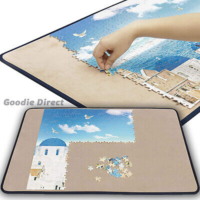 £24.92 • Buy Becko Jigsaw Puzzle Board Portable Puzzle Mat Storage Saver 21.1 X30.97 Inch New