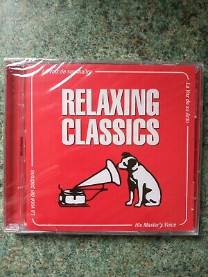Relaxing Classics (Nipper HMV Series) CD MINT And Sealed! • 5.95£