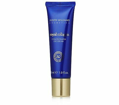Judith Williams - Royal Collagen - Concentrated Eye Cream - Sealed New - 30ml • 22.99£