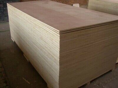 6mm (5.5) 8x4 Full Size Smooth Faced Plywood Sheets Quick Delivery Available  • 15£